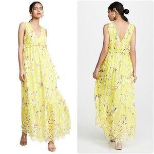 Tanya Taylor Catalina Maxi Dress